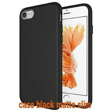 Distributor Termurah Case Black Matte Slim