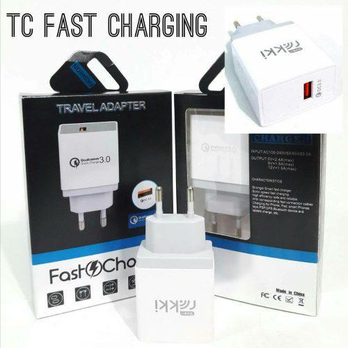 Distributor resmi charger rakki berkualitas