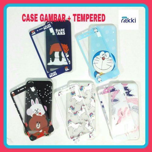 Case Gambar dan Tempered