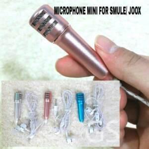 DISTRIBUTOR MICROPHONE MINI FOR SMULE TERMURAH DI JAKARTA