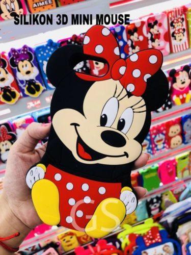 Distributor Case Hp Termurah Silikon 3D Mini Mouse di Jakarta