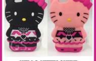 Distributor Case 3D Hello KItty Skirt Di Jakarta