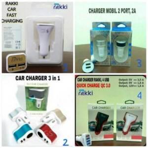 Distributor Terbesar Charger Mobil Berkualitas dan Lengkap di Jakarta