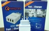 Grosir Batok Fast Charging QC 3,0 Berkualitas