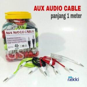 Distributor Kabel AUX Audio Cable