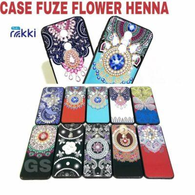 Supplier Case Fuze Flower Henna Di Jakarta