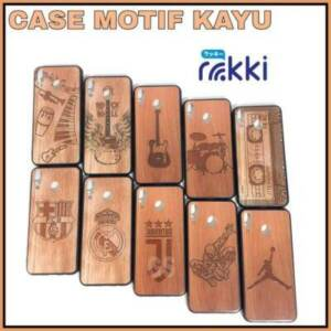 Supplier Case Motif Kayu Murah