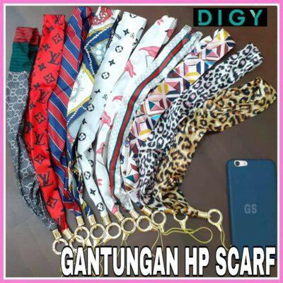 Grosir gantungan hp scarf