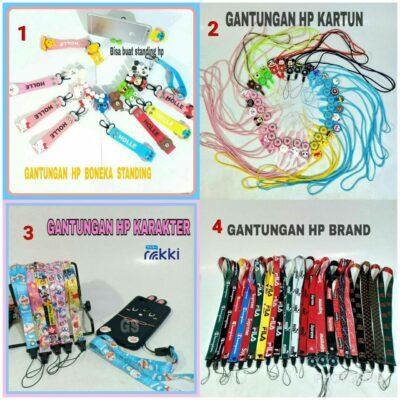 Distributor Grosir tali gantungann hp