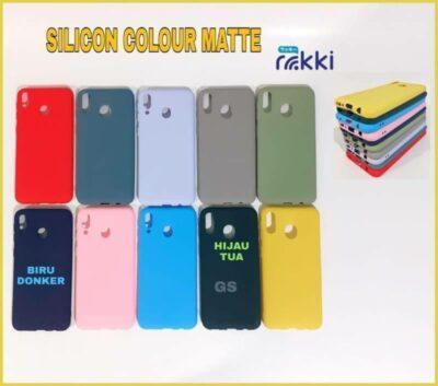 Distributor Case hp silikon banyak warna