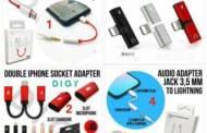 Distributor Grosir Adaptor iPhone, type C, Samsung