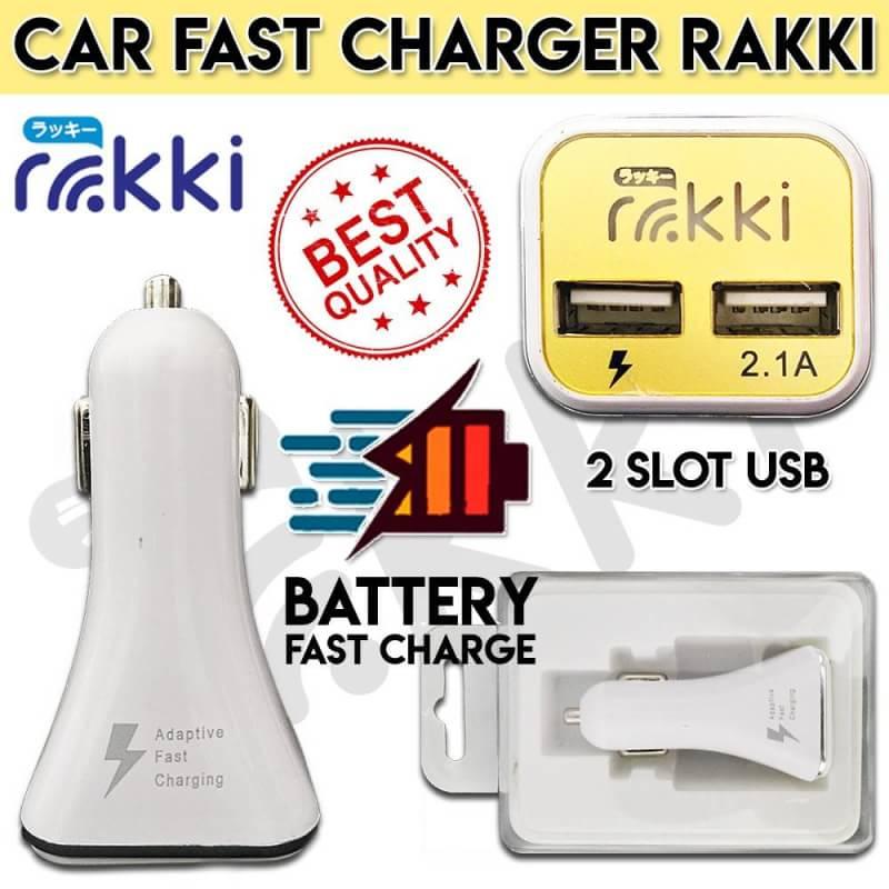 Grosir charger mobil terlengkap rakki digy