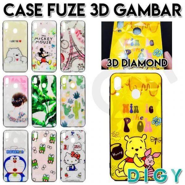 Distributor Case Marble + Popsocket Terbesar