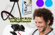 Distributor Lazypod Neck Holder Di Jakarta