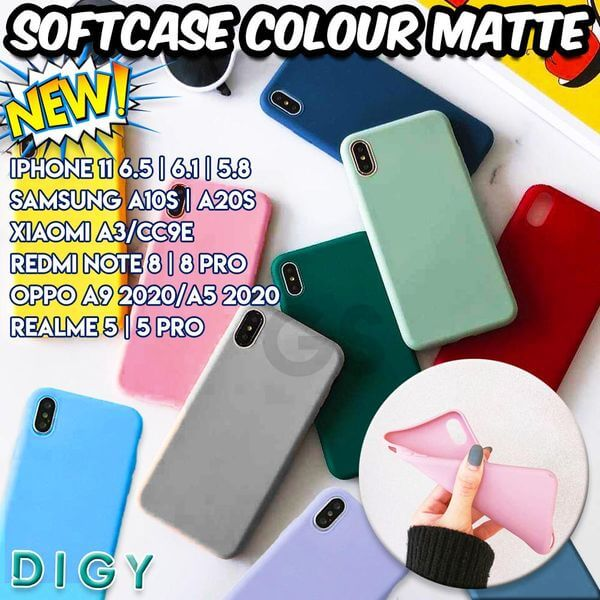 Distributor Grosir Case Color Candy Di Jakarta