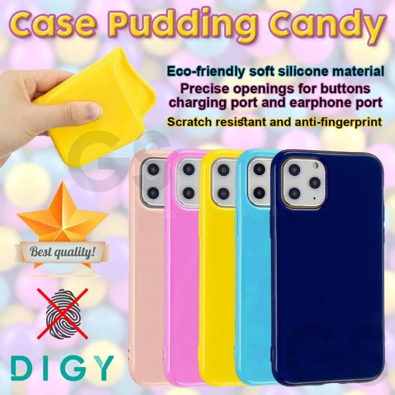 Distributor casing pudding candy polos
