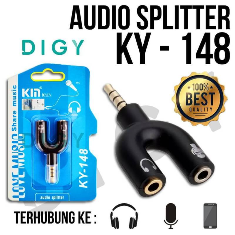 Distributor splitter audio