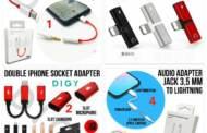 Distributor connector adaptor hp