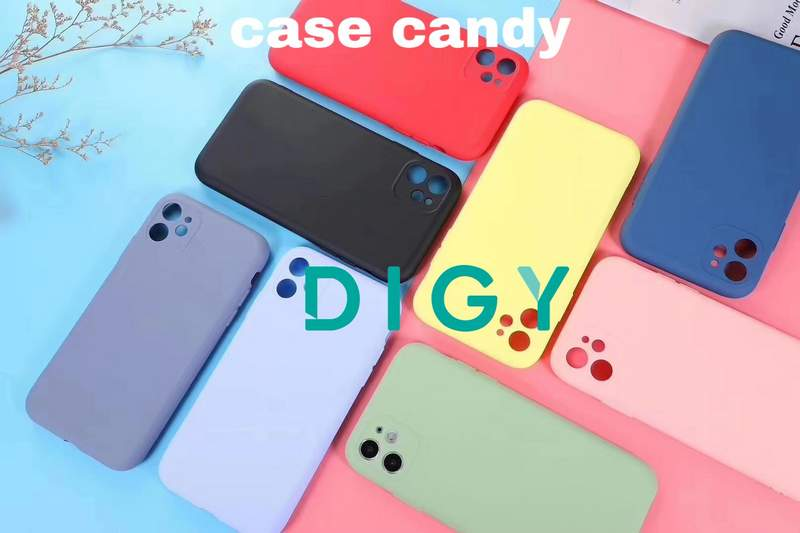 Grosir casing hp candy polos