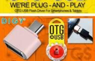 Distributor otg usb type C