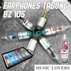 Grosir Distributor Headset Tabung BZ 105 Murah Jakarta