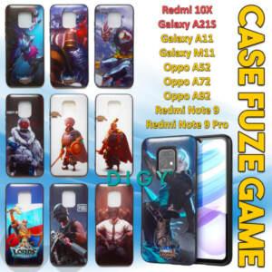 Grosir Distributor Case Fuze Game Murah Jakarta