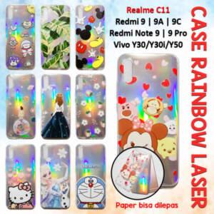 Grosir Distributor Case Rainbow Laser Murah Jakarta