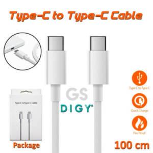 Grosir Distributor Kabel USB Type C to type C Murah Jakarta