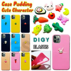 Distributor Grosir Case Pudding Cute Character Murah Jakarta
