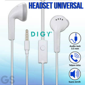 Distributor Grosir Headset Universal Murah Berkualitas Jakarta