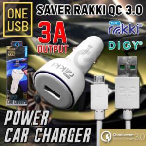 Grosir Distributor Car Charger 2 in 1, Kabel Spiral Charger Mobil Murah - Jakarta