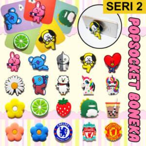 Grosir Distributor Ring Popsocket Boneka Seri II BT21 Murah Jakarta