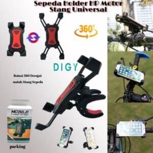 Jual Holder Hp Stang Motor dan Sepeda Universal Murah - Harga Terbaru 2020 l Jakarta