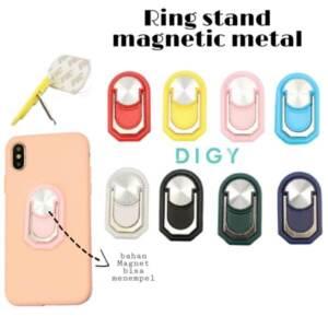 Jual Ring Stand Holder Magnetic Bahan Metal Murah - Toko Acc Hp Jakarta