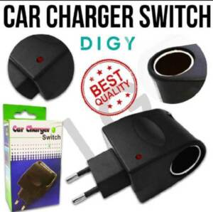 Grosir Distributor Car Charger Switch | Saver Switch | Charger Mobil Termurah - Jakarta