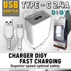 Grosir Distributor Charger Rakki 1 USB Murah dan Berkualitas - Jakarta