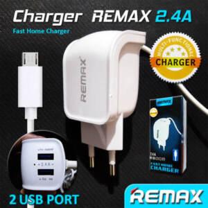 Grosir Distributor Charger LED Murah | 3 in 1 2 USB 2A | Berkualitas - Jakarta