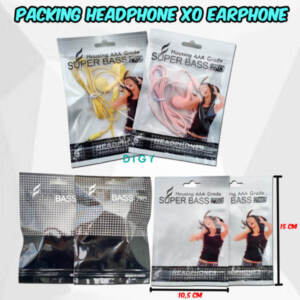 Grosir Distributor Packing Case Polybag Clip Termurah - Jakarta