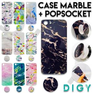 Jual Marble Case Jelly Popsocket Murah - Harga Terbaru 2020 Jakarta