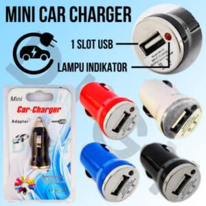 Grosir Distributor Charger Mobil Mini | Saver Car Charger Mini | Murah dan Terlengkap - Jakarta