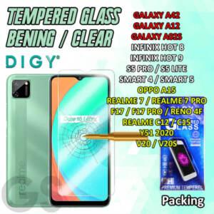 Jual Grosir Tempered Glass Bening | Anti Gores Kaca | All Tipe Termurah - Jakarta