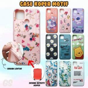 Grosir Distributor Case Hp Model Koper Motif Lucu - Jakarta