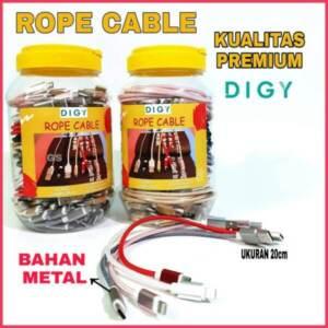 Pusat Grosir Kabel Rope Metal Premium, 20 cm Murah dan Terlengkap - Jakarta
