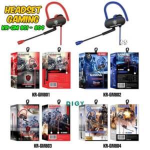 Grosir Distributor Headset Gaming Stereo Double Mic Termurah - Jakarta
