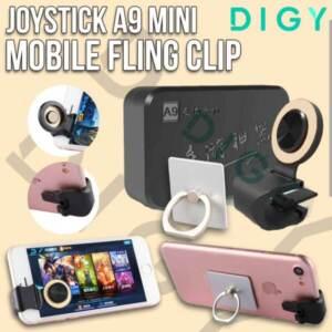 Pusat Grosir Joystick Mobile Game A9 Mini Mobile Fling Clip Terlengkap - Jakarta