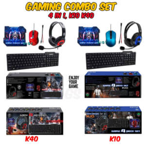 Grosir 4 in 1 Gaming Set Combo Terlengkap