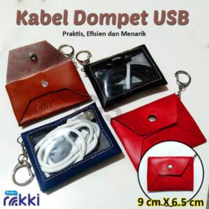 Pusat Grosir Kabel Data USB Rakki For Micro dan Iphone - Jakarta