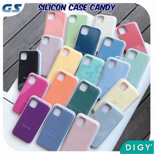 Pusat Grosir Softcase Silicon Case Candy - Jakarta