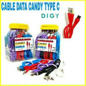 Pusat Grosir Kabel Data Candy Type C Terlengkap