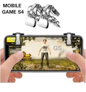 Jual Grosir Joystick Metal Gamepad PUBG S4 Termurah - Jakarta
